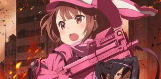 Novo anime de Sword Art Online Alternative é do Studio 3Hz