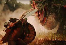 Rune: Ragnarok - Trailer Pré-Alpha