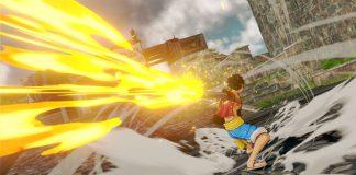 Screenshots de One Piece: World Seeker
