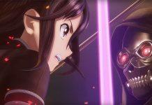 Sword Art Online: Fatal Bullet - Novo vídeo