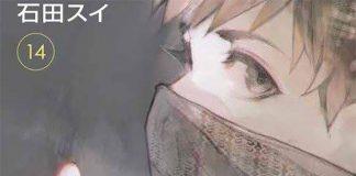Tokyo Ghoul com mais de 34 milhões de cópias