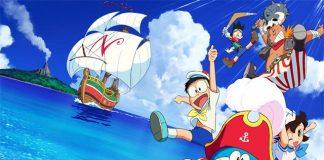 Trailer do 38º filme de Doraemon