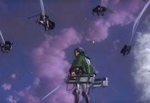 Trailers de Attack on Titan 2 para Nintendo Switch e PS Vita