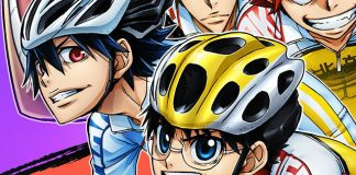 Yowamushi Pedal: Glory Line vai ter 25 episódios