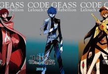 3º filme de Code Geass estreia a 26 de Maio