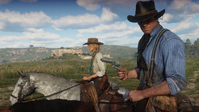 Red Dead Redemption 2 tem lançamento agendado para outubro