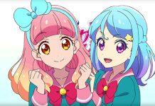 Aikatsu Friends - Trailer
