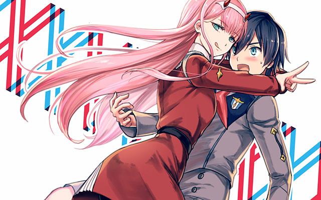 Darling in the frankxx o anime mais popular no brasil na temporada darling in the frankxx o anime mais popular no brasil na temporada de inverno 2018 stopboris Gallery