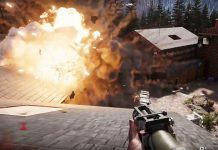 Gameplay 4k de Far Cry 5