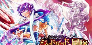 Mangá de Magi Adventure of Sinbad vai entrar no seu arco final