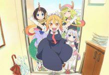 Miss Kobayashi's Dragon Maid com 1.2 milhões de cópias