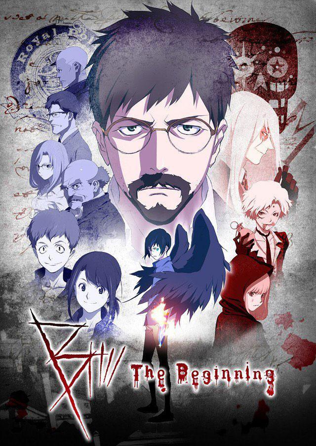 Nova imagem promocional de B: The Beginning