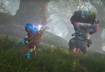 Novo vídeo com gameplay de BioMutant