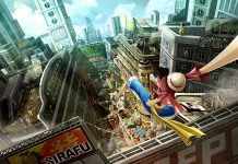 One Piece: World Seeker - Vídeo dos bastidores