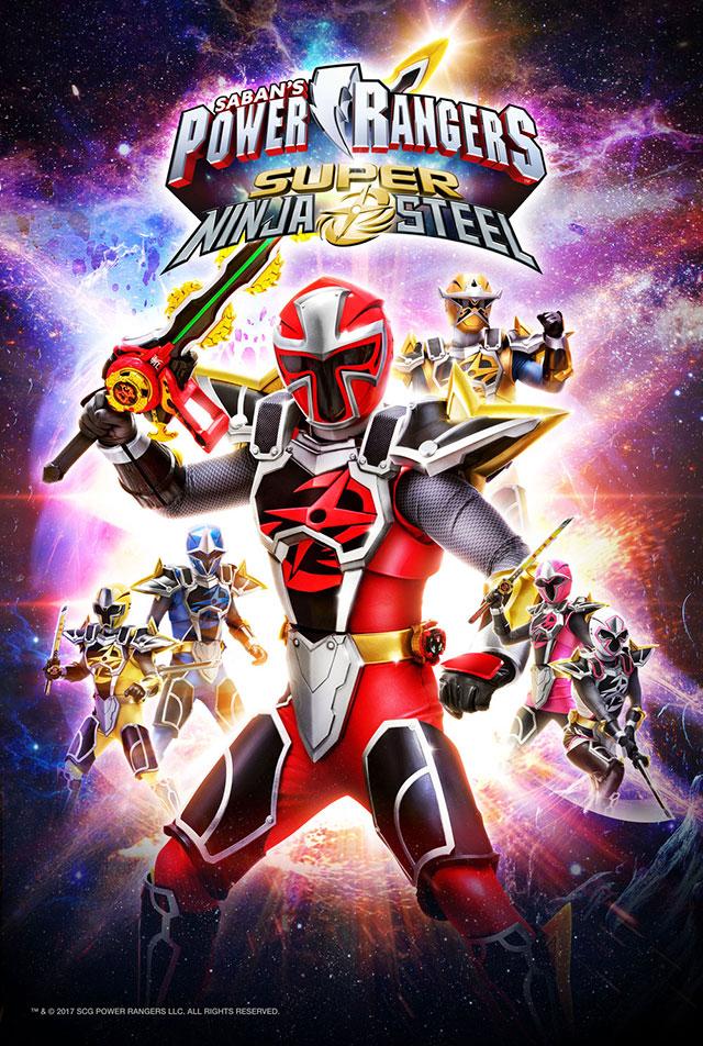 Saban e Nickelodeon renovam parceria Power Rangers até 2021
