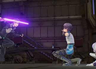 Sword Art Online: Fatal Bullet - Trailer de lançamento