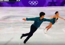 Yuri!!! on Ice nos Jogos Olímpicos de Inverno 2018