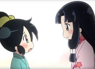 2º Trailer da 3ª temporada de Nobunaga no Shinobi
