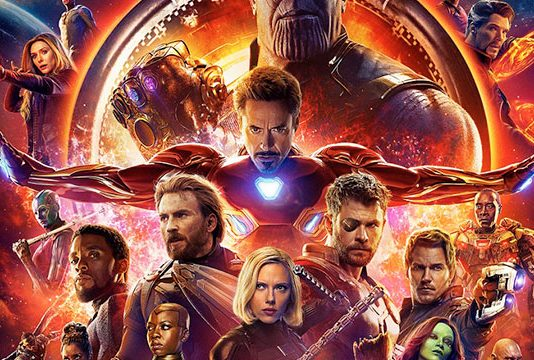 Avengers: Infinity War - Novo trailer + Poster
