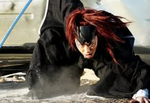Bleach Live-Action fotos de Byakuya, Ishida e Renji