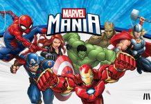 Canal Marvel Mania no MEO