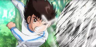 Captain Tsubasa - Design dos personagens do novo anime