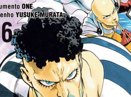 Devir lança One-Punch Man 6