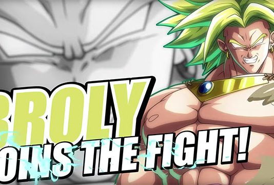 Dragon Ball FighterZ mostra Broly