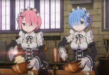 Imagem promocional da OVA de Re:ZERO