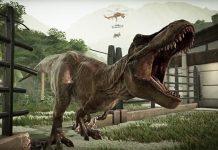 Jurassic World Evolution em Junho