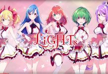Lapis Re:LiGHTs - Vídeo Promocional