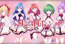 Lapis Re:LiGHTs - Vídeo Promocional