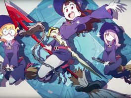 Little Witch Academia: Chamber of Time a 15 de Maio
