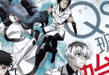 Nova imagem promocional da série anime de Tokyo Ghoul:re