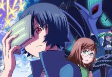 Planet With - Novo anime original