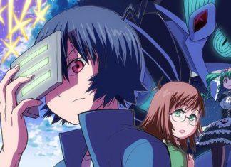 Planet With - Novo anime original