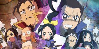Trailer da 3ª temporada de Nobunaga no Shinobi