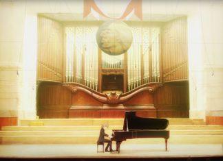 Trailer da série anime de Piano no Mori