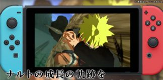 Trailer de Naruto: Ultimate Ninja Storm Trilogy para Switch