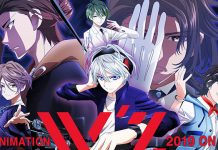 W'z - anime original do estúdio Go Hands