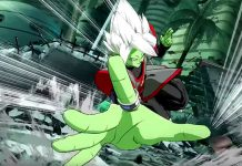 Dragon Ball FighterZ mostra Fused Zamasu