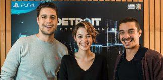 Estas são as vozes portuguesas de Detroit: Become Human
