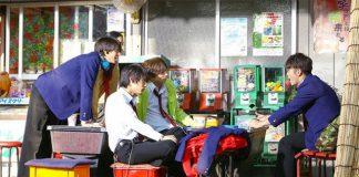 Foto do live-action de Nijiiro Days