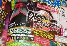 Fused Zamasu em Dragon Ball FighterZ