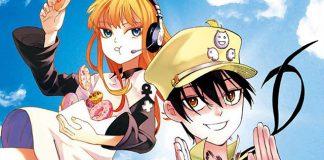 Gunjou no Magmel vai ser anime