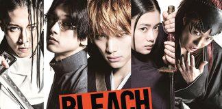 Imagem promocional de Bleach Live-Action