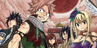 Mangá de Fairy Tail vai ter sequela