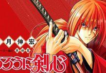 Mangá de Samurai X regressa em Junho