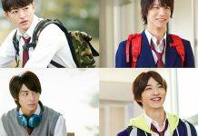 Nijiiro Days Live-action mostra atores