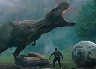 Novo trailer de Jurassic World: Fallen Kingdom